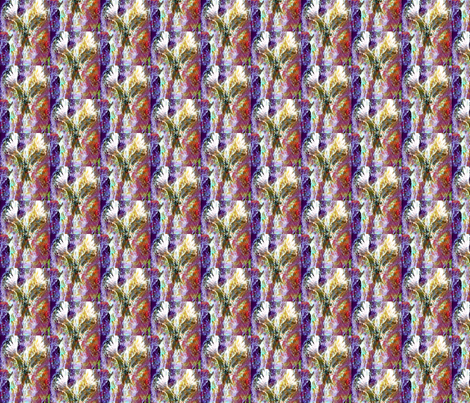 Phoenix fabric by lee_kerr on Spoonflower - custom fabric