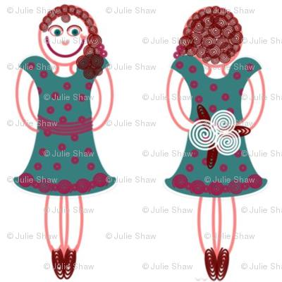 Curlicue Girl