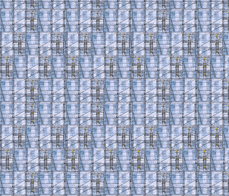 heads up fabric by libby_walker on Spoonflower - custom fabric