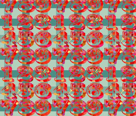 DigiTartan fabric by b_mac_b on Spoonflower - custom fabric