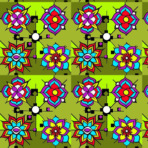 lotus_flower_pattern_three