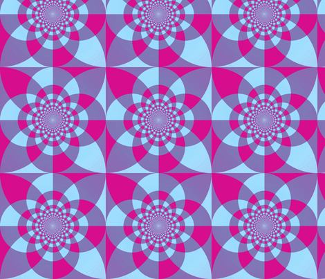 hipnotic_check_Picnik_collage-ch-ch fabric by khowardquilts on Spoonflower - custom fabric