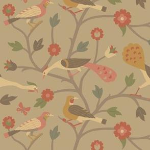 Persian Birds 613a