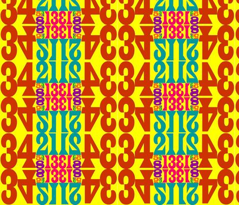 fibonacci_pop_2 fabric by elephant_booty_studio on Spoonflower - custom fabric