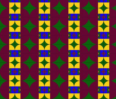 fibo_3 fabric by elephant_booty_studio on Spoonflower - custom fabric