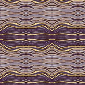 Purple Rock Striation