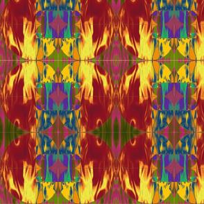 Flaming Fibonacci