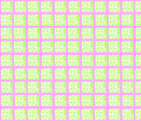 PINK_DAMASK_SQUARE_DOT_-_pink_COLORWAY_copy fabric by petunias on Spoonflower - custom fabric