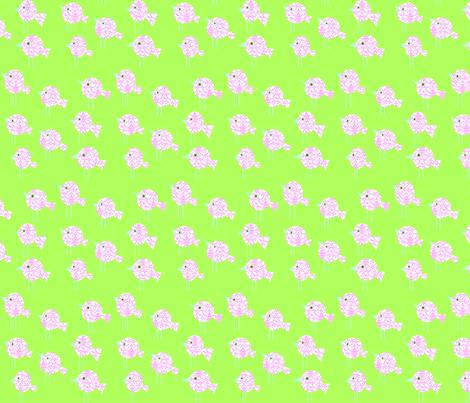 damask_birdies_-_green_colorway_copy fabric by petunias on Spoonflower - custom fabric