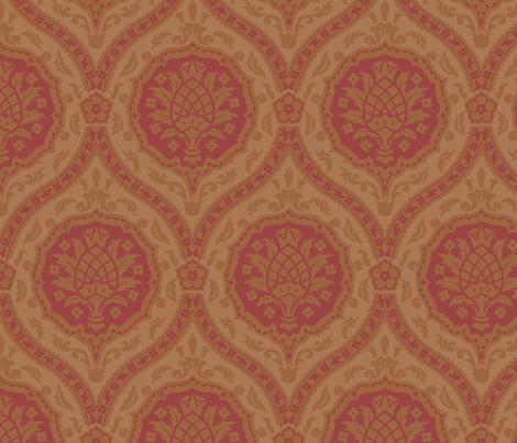 Serpentine 1a fabric by muhlenkott on Spoonflower - custom fabric