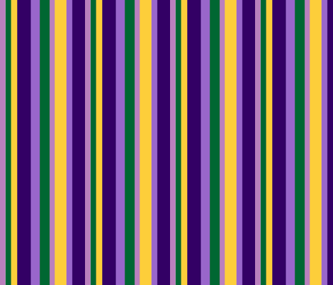 leaves_stripe_coor fabric by elephant_booty_studio on Spoonflower - custom fabric