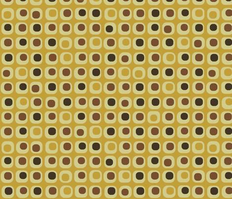 Marae Stones 1b fabric by muhlenkott on Spoonflower - custom fabric