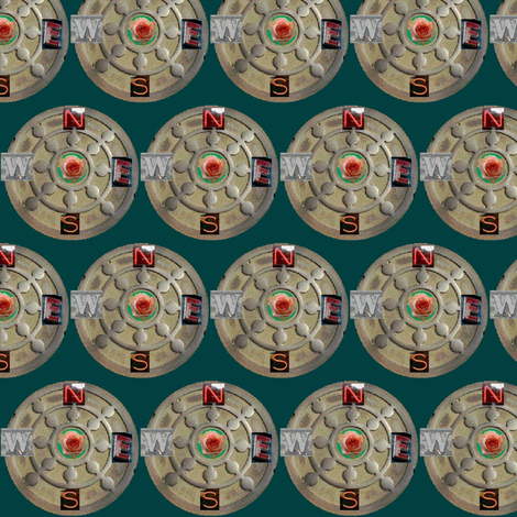 compass_rose.zoom4details fabric by jkayep2 on Spoonflower - custom fabric