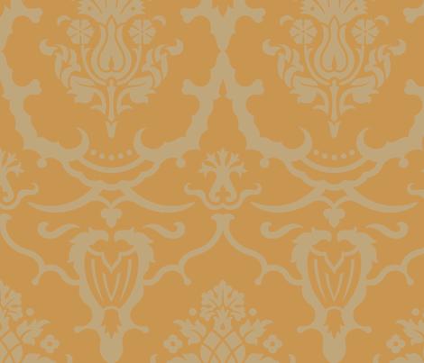 Damask 7a fabric by muhlenkott on Spoonflower - custom fabric