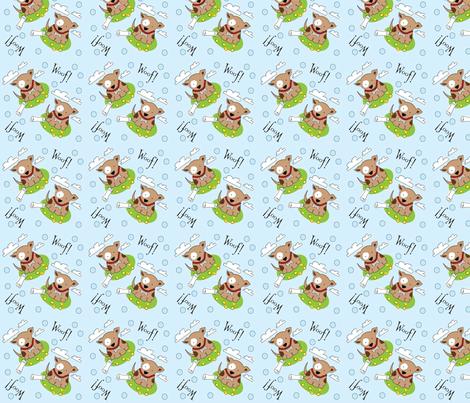 puppywuppy_fabric fabric by kimsiebold on Spoonflower - custom fabric
