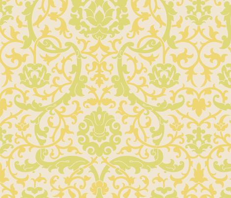 Serpentine 2b fabric by muhlenkott on Spoonflower - custom fabric