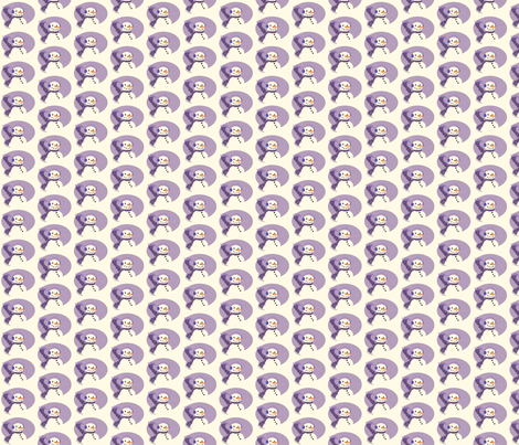 Cheery Snowman fabric by disgusted_cats on Spoonflower - custom fabric