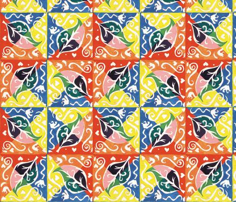 turning_square fabric by lindaedkinswyatt on Spoonflower - custom fabric