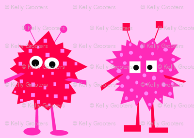 3_monsters_-_pink