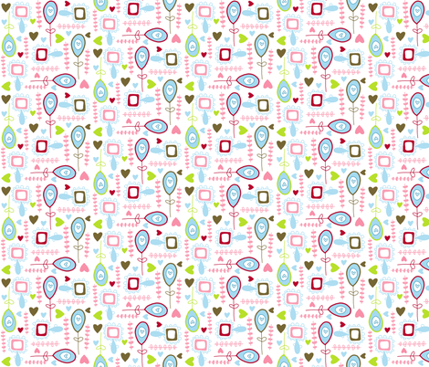 fresh picked fabric by emilyb123 on Spoonflower - custom fabric