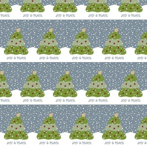 Christmas Tree Block