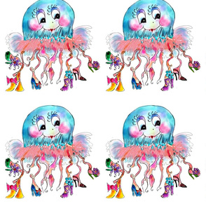 Jezebelle Jellyfish