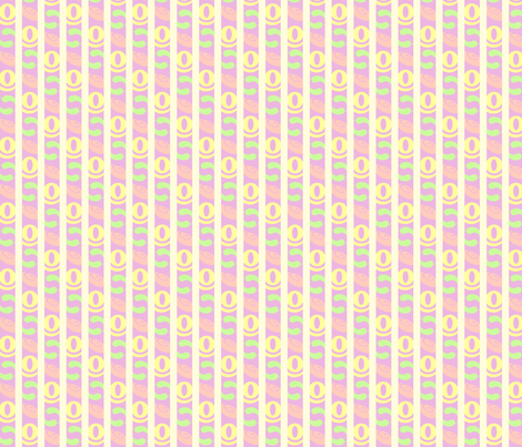 CandyStripes fabric by tammikins on Spoonflower - custom fabric