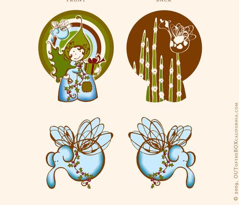 ChristmasBoggie fabric by flyingtreestudios on Spoonflower - custom fabric
