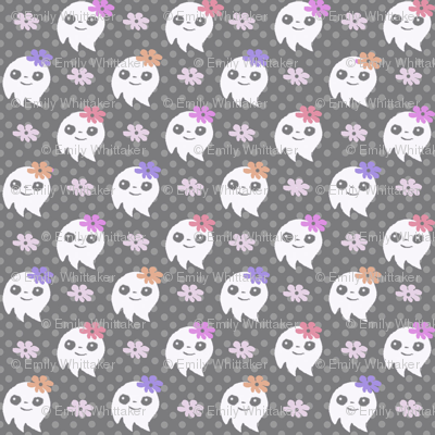 Flower Ghosties