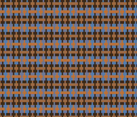 Plaid 2c fabric by muhlenkott on Spoonflower - custom fabric