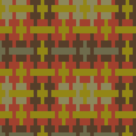 Plaid 2e fabric by muhlenkott on Spoonflower - custom fabric