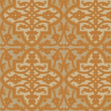 Tile 886a fabric by muhlenkott on Spoonflower - custom fabric