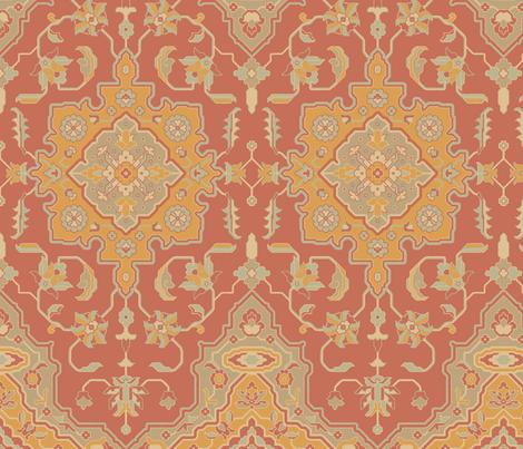 Bisāṭ 887b fabric by muhlenkott on Spoonflower - custom fabric
