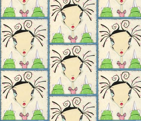 Fredrikka  fabric by paul_moschell on Spoonflower - custom fabric