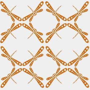 Dragonfly Dance - Tangerine