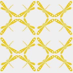 Dragonfly Dance -  Sun Yellow