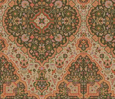 Rug 688a fabric by muhlenkott on Spoonflower - custom fabric