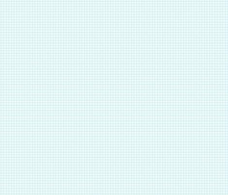 Blue Grid fabric by natalie on Spoonflower - custom fabric