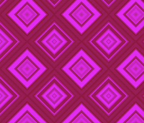 fushia_45_Picnik_collage fabric by khowardquilts on Spoonflower - custom fabric