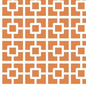 Blocks - Orange [White Rock Ranch]