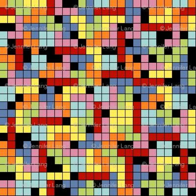 Tetris-Style Tile