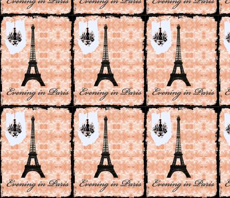 Evening-in-Paris fabric by karenharveycox on Spoonflower - custom fabric