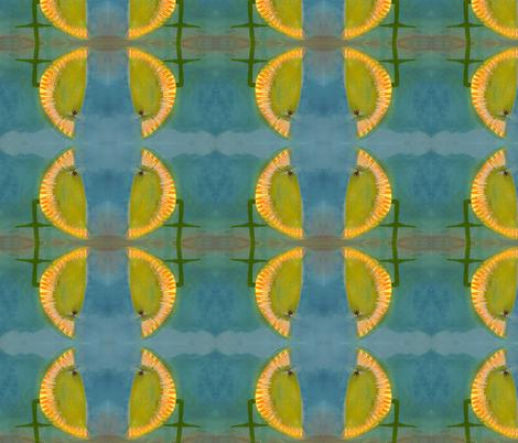 Deco Sun fabric by angella_meanix on Spoonflower - custom fabric