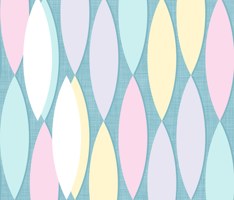 Sugared Almonds fabric by spellstone on Spoonflower - custom fabric
