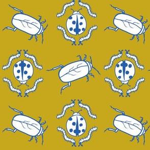 Boys Love Bugs - Mustard
