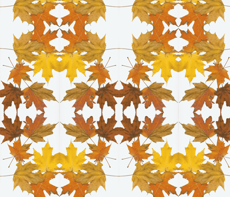 Fall Leaves fabric by stephen_of_spoonflower on Spoonflower - custom fabric