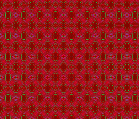 Love Red fabric by selena_mcarthur on Spoonflower - custom fabric