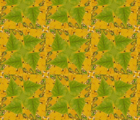 birch_leaves_crop_2_post_Picnik_collage fabric by khowardquilts on Spoonflower - custom fabric