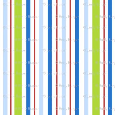 robot stripes (coordinates with robots)