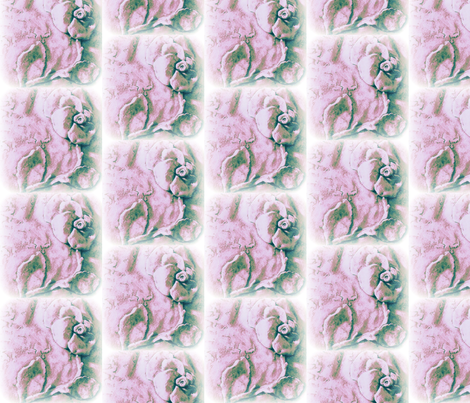 Sculpted Rose fabric by captiveinflorida on Spoonflower - custom fabric